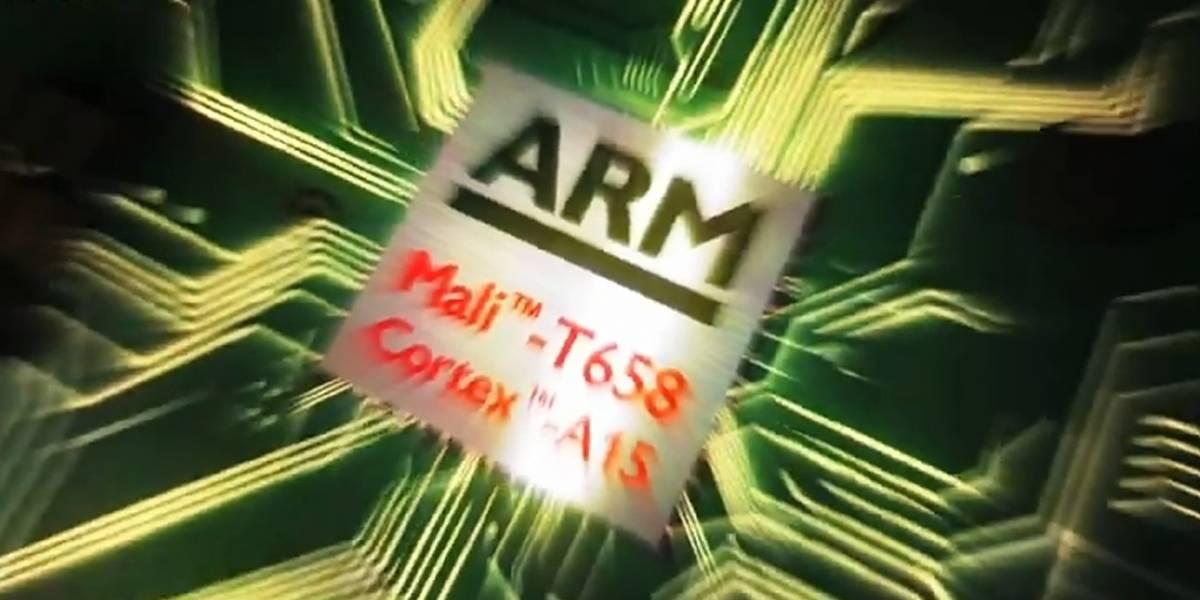 Nueva GPU ARM Mali T-658 rompe las barreras del rendimiento en un móvil