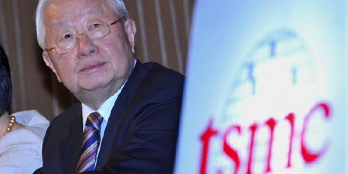 Presidente de TSMC vislumbra un negro panorama económico mundial