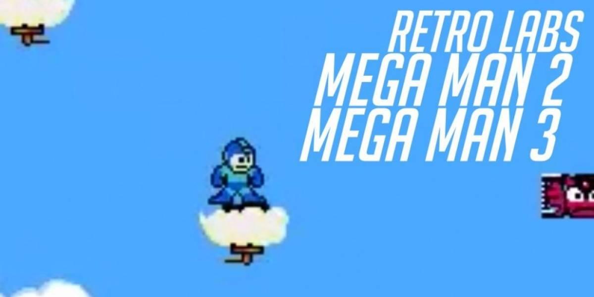 Retro Labs: Mega Man 2, Mega Man 3