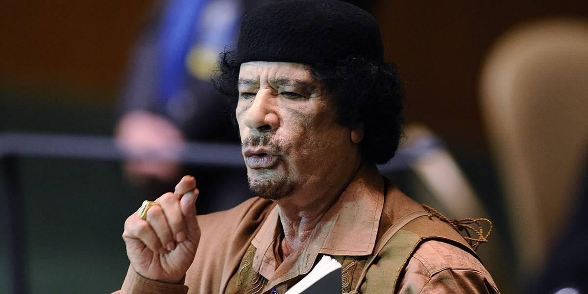 Ex-ditador da Líbia por pouco não comprou o Manchester United