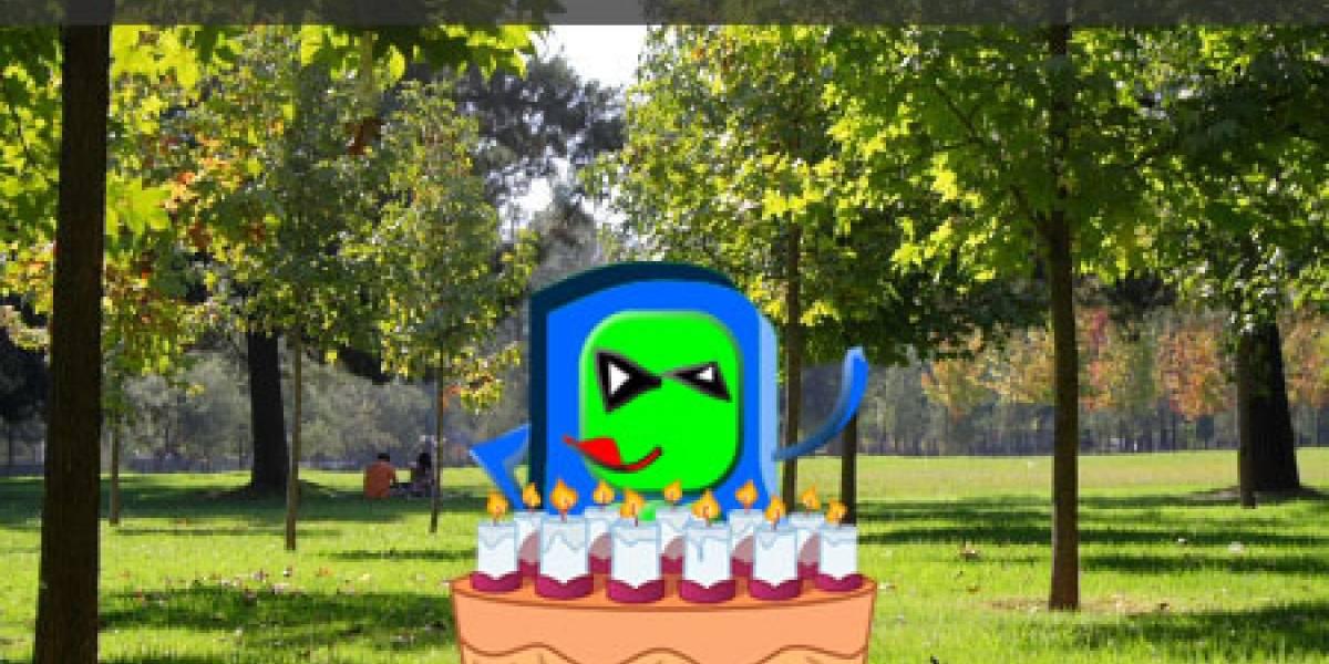 MobileCloseUp.com cumple 4 años, Feliz Cumpleaños
