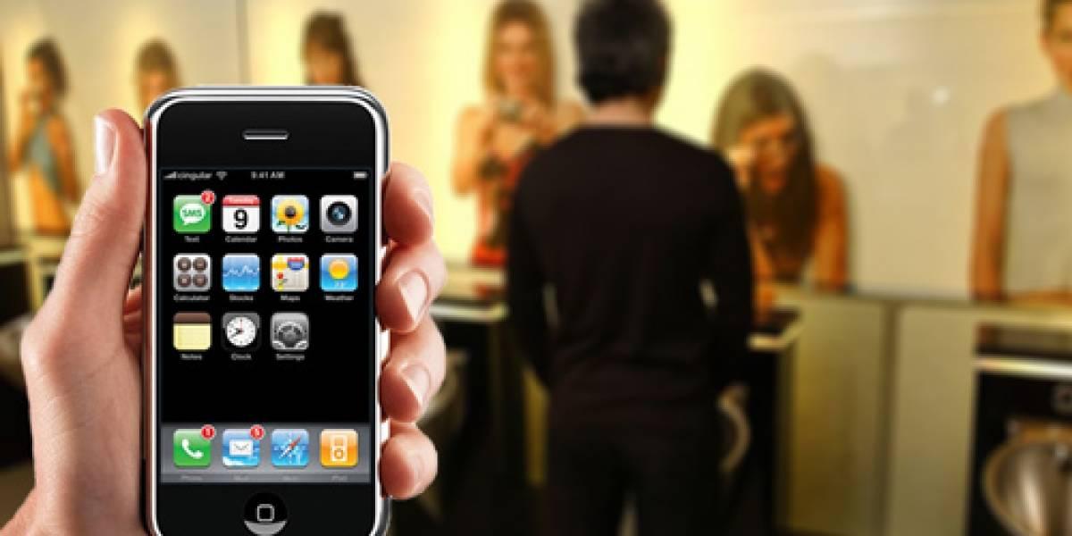 EE.UU.: Más del 40% de usuarios usa su móvil en el baño