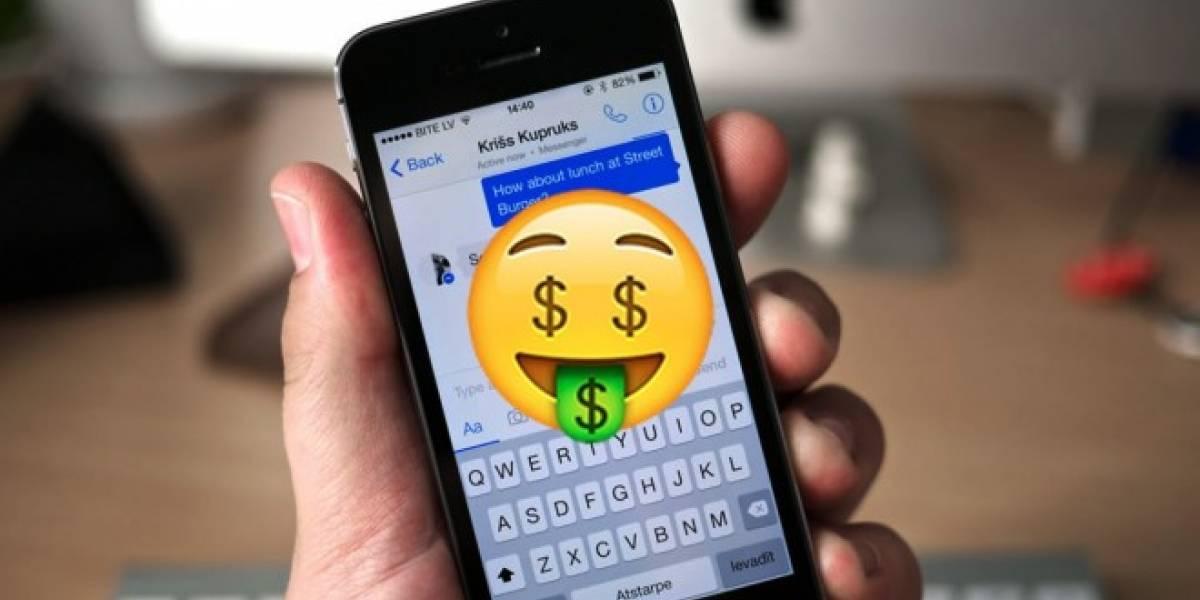 Facebook implementará método para cobrarle a tus amigos
