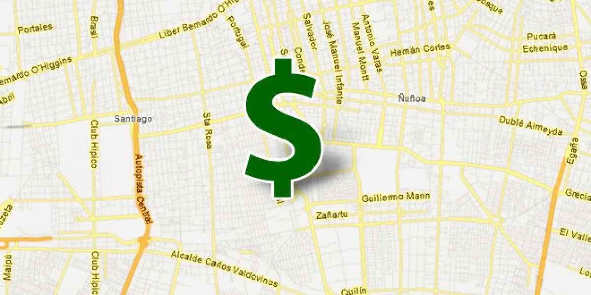 Tu App tendrá que pagarle a Google por usar Maps