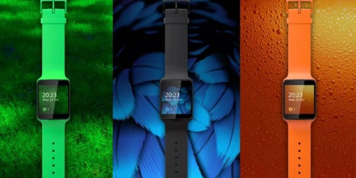 Moonraker, el smartwatch de Nokia cancelado por Microsoft aparece en video