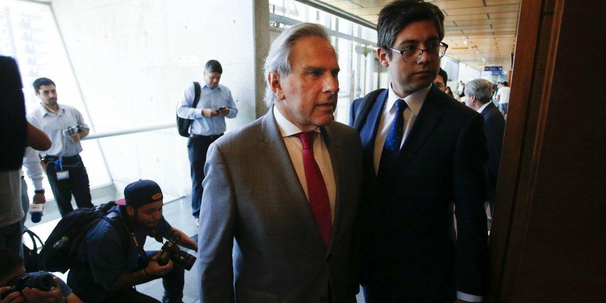 Tribunal acepta salida alternativa de Iván Moreira — Caso Penta