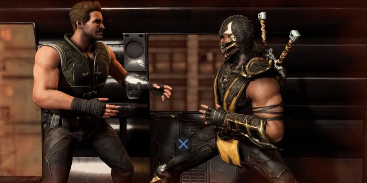 Este muchacho ciego juega Mortal Kombat X mejor que tú