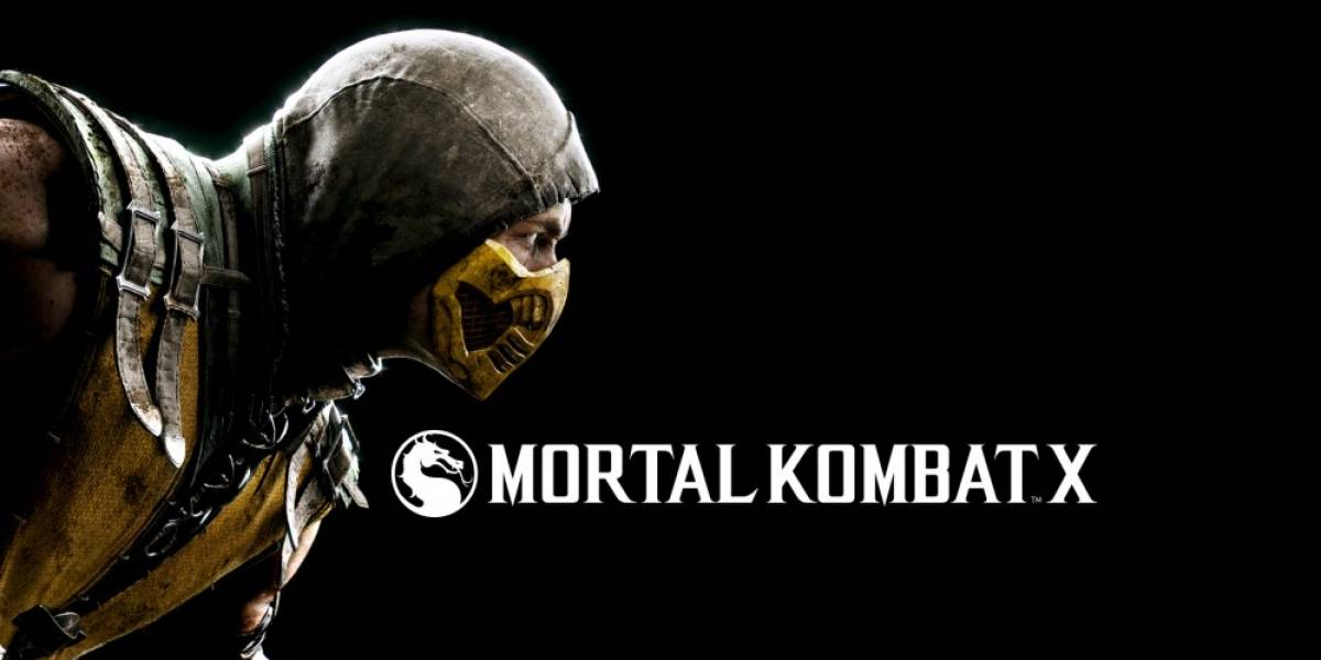 Festigame 2016 tendrá torneo de Mortal Kombat X con la Zona Fighting Old Spice