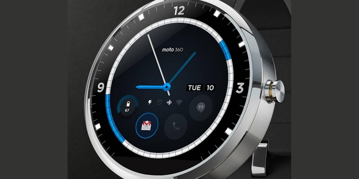 """Usuarios proponen """"relojes"""" alternativos para el Motorola Moto 360"""