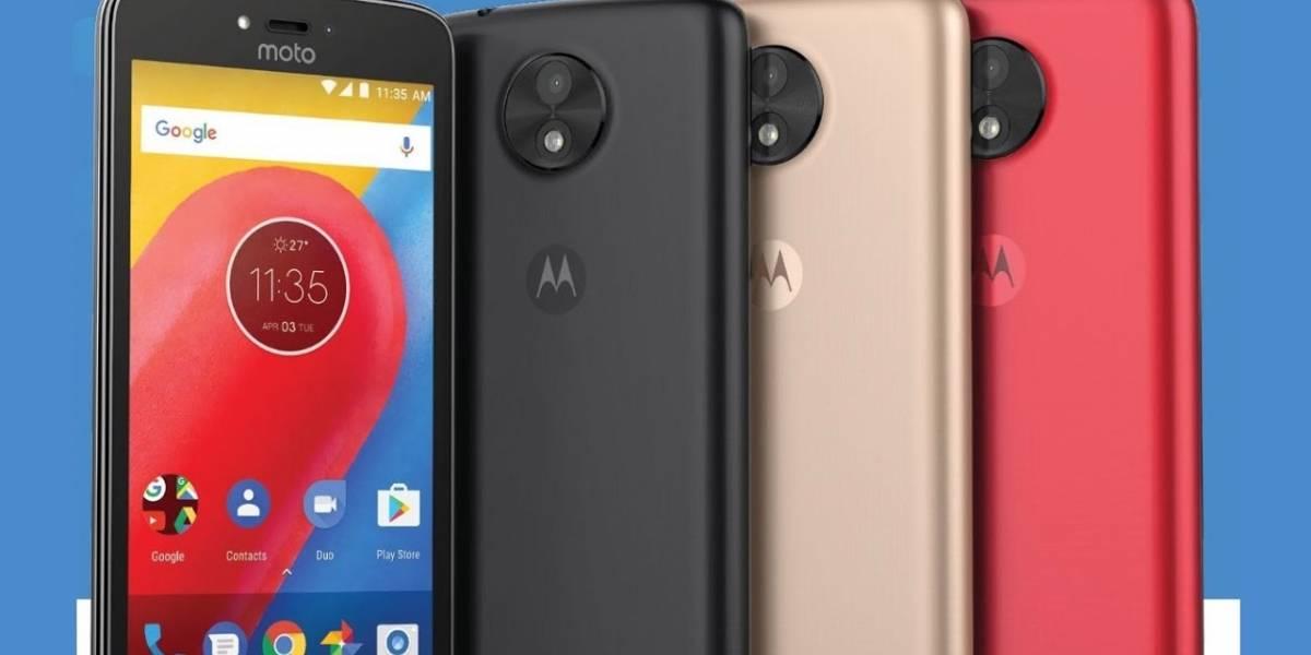 Así luciría el Moto C, un nuevo gama baja de Motorola