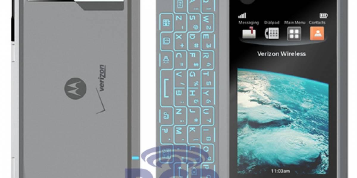 Calgary: El primer Motorola con Android