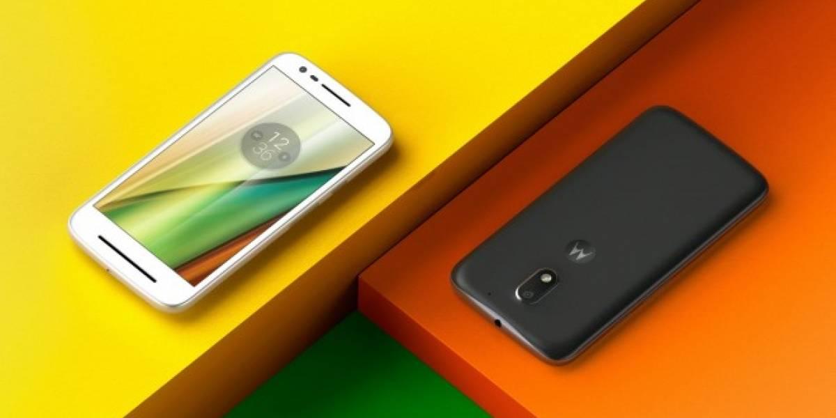 Lenovo anuncia el nuevo Moto E