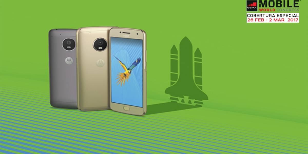 Motorola lanza su Moto G5 en el #MWC17