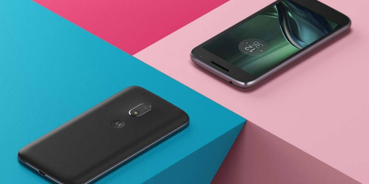 Movistar remata el Moto G4 Play en México
