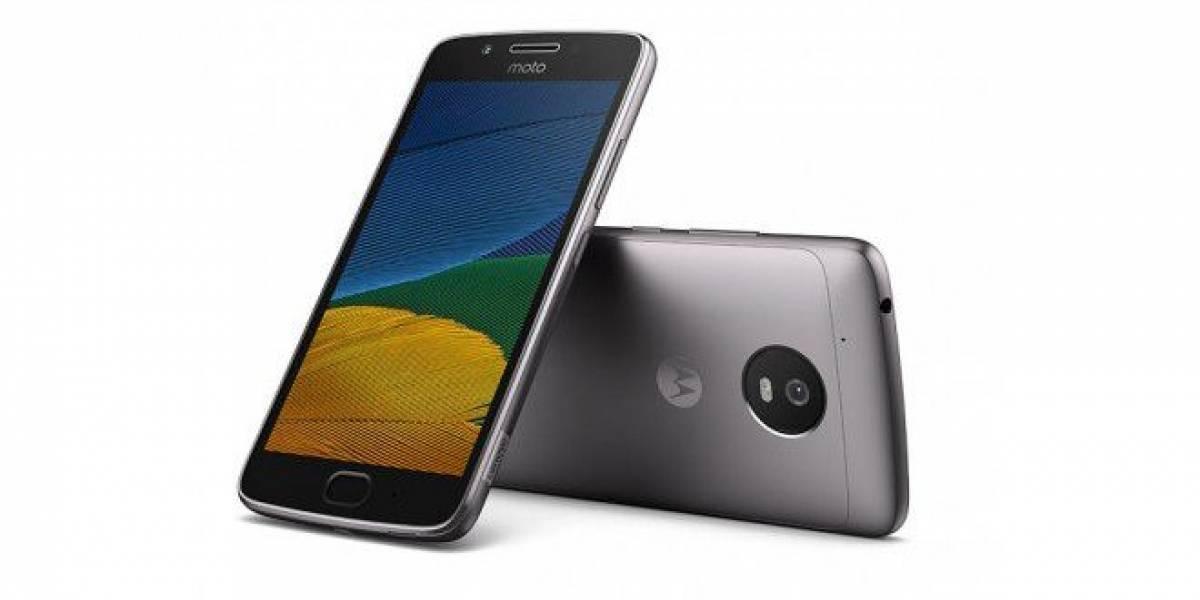 Se filtran más fotos del Moto G5