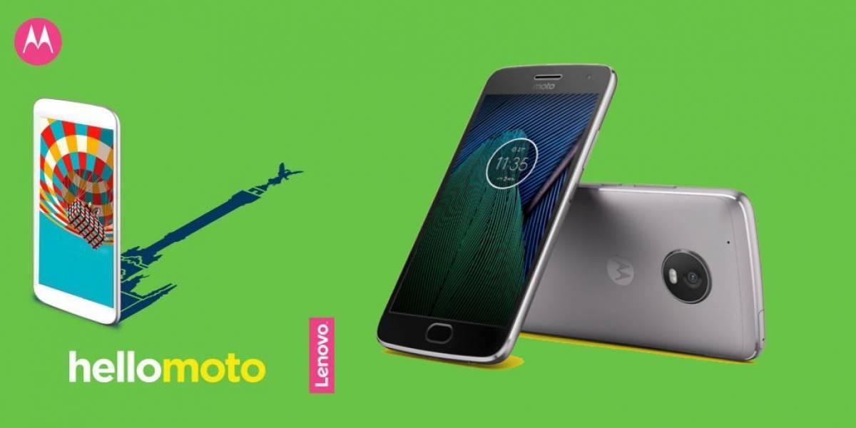 Moto G5 Plus ya tiene fecha de presentación para México