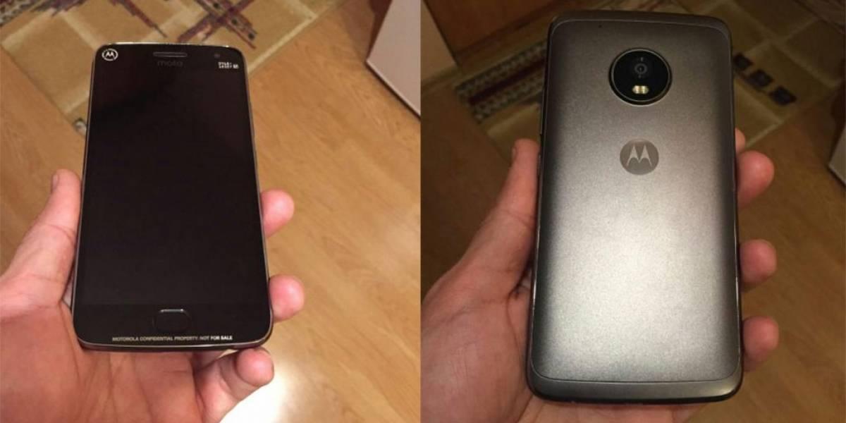 Se filtra un supuesto prototipo del Moto G5 Plus