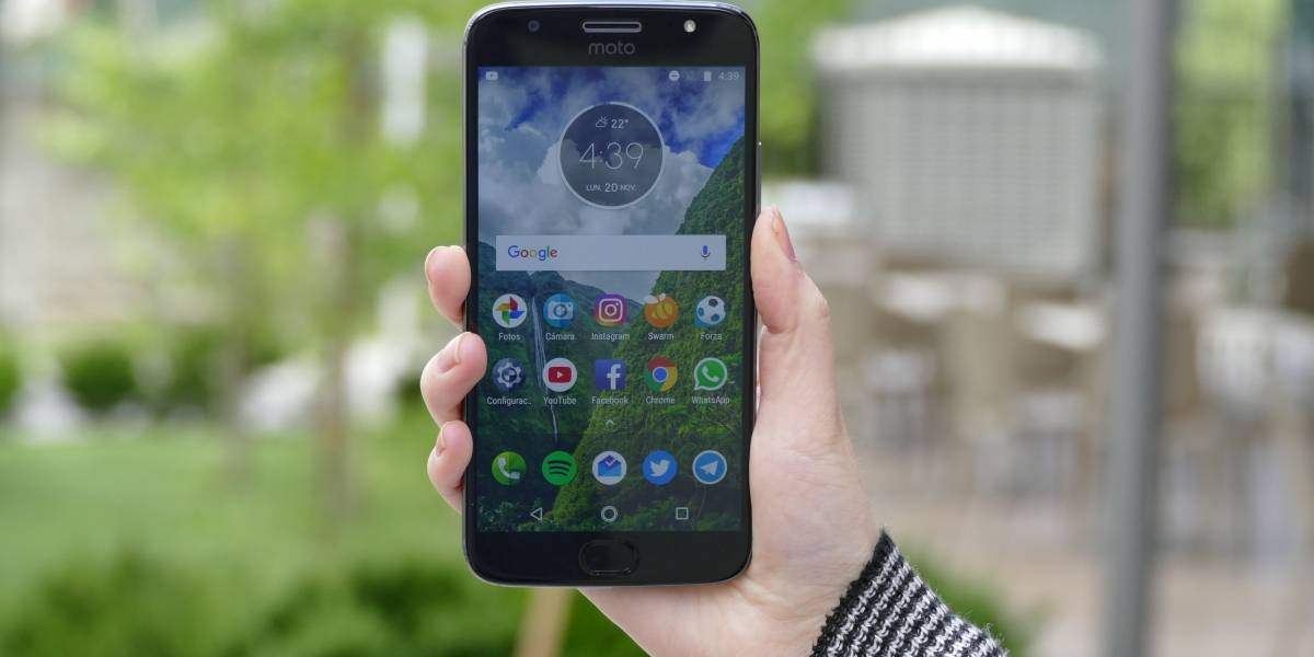 Review Moto G5S Plus [W Labs]
