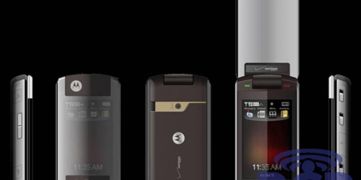 Futurología: La próxima semana se presentaría el Motorola Torch