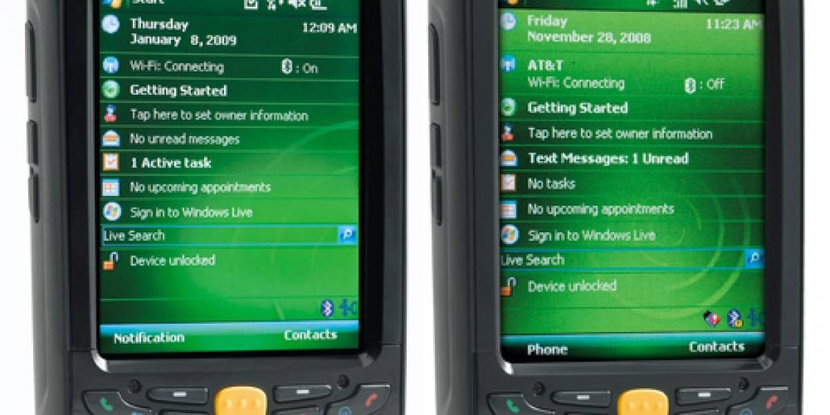 Motorola MC55: Smartphones para el trabajo pesado