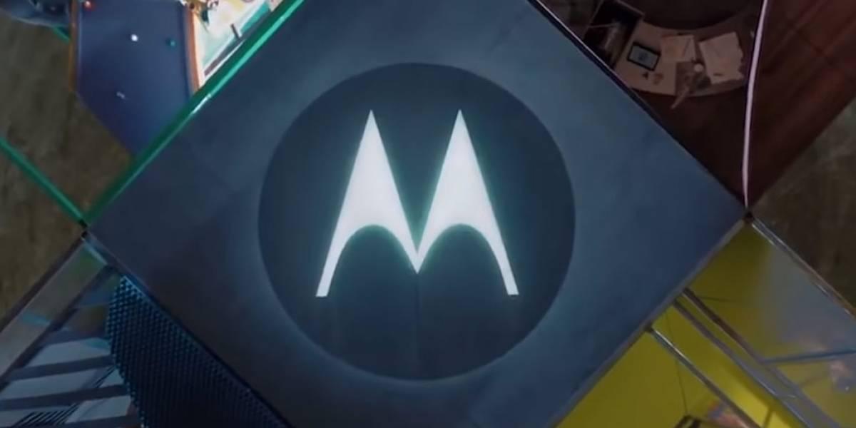 Moto G5 Plus deja ver su diseño en una imagen de prensa.