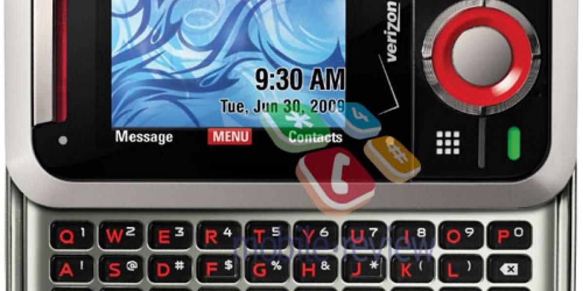 Futurología: Se filtran imágenes del Motorola Rush 2