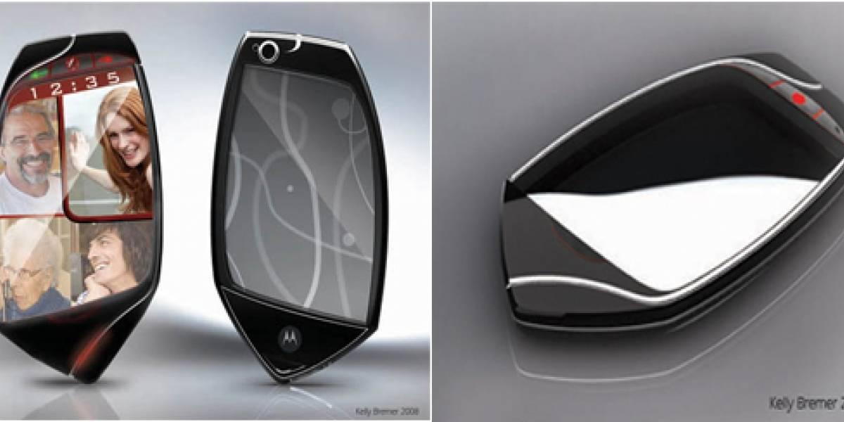 Concepto: Motorola Nest, el teléfono que no pierde el contacto