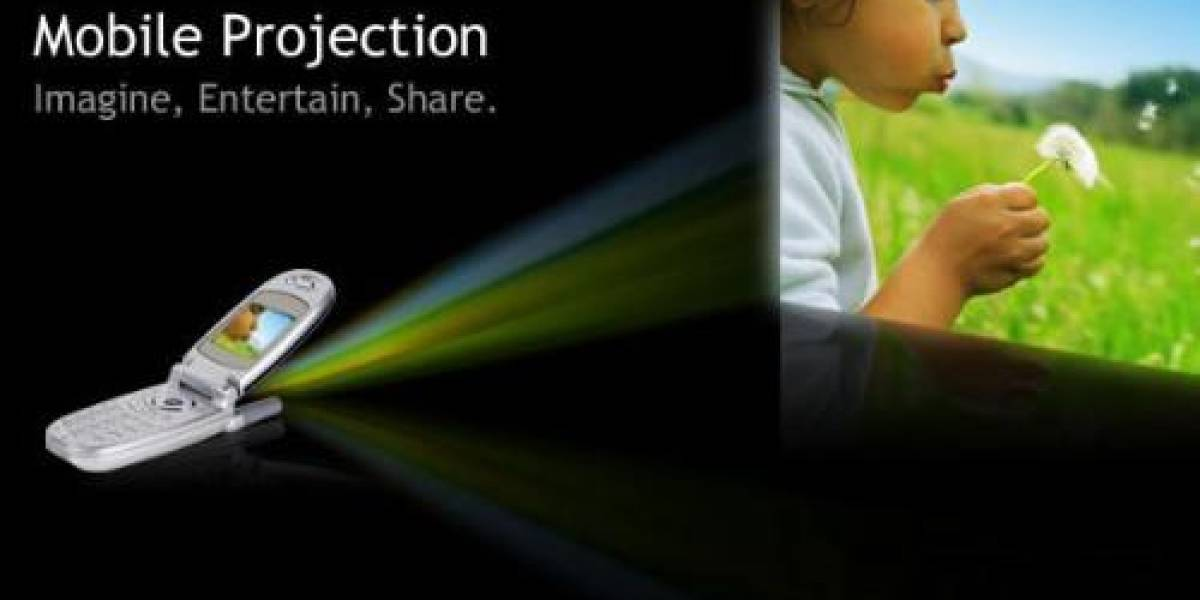 Motorola meterá el proyector Pico a sus celulares