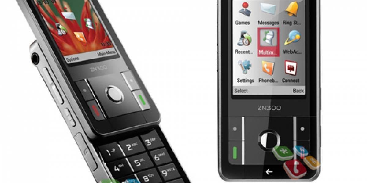 Futurología: Nuevas imágenes del Motorola ZN300