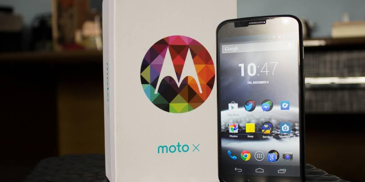 """Actualización del Moto X 2013 a Android Lollipop se retrasa por culpa de un """"socio"""""""