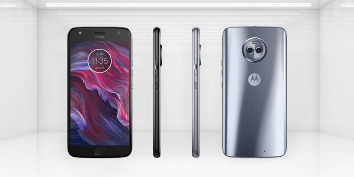 Motorola lanza sus nuevos equipos en Chile: Moto G5s, Moto G5s Plus y Moto X4