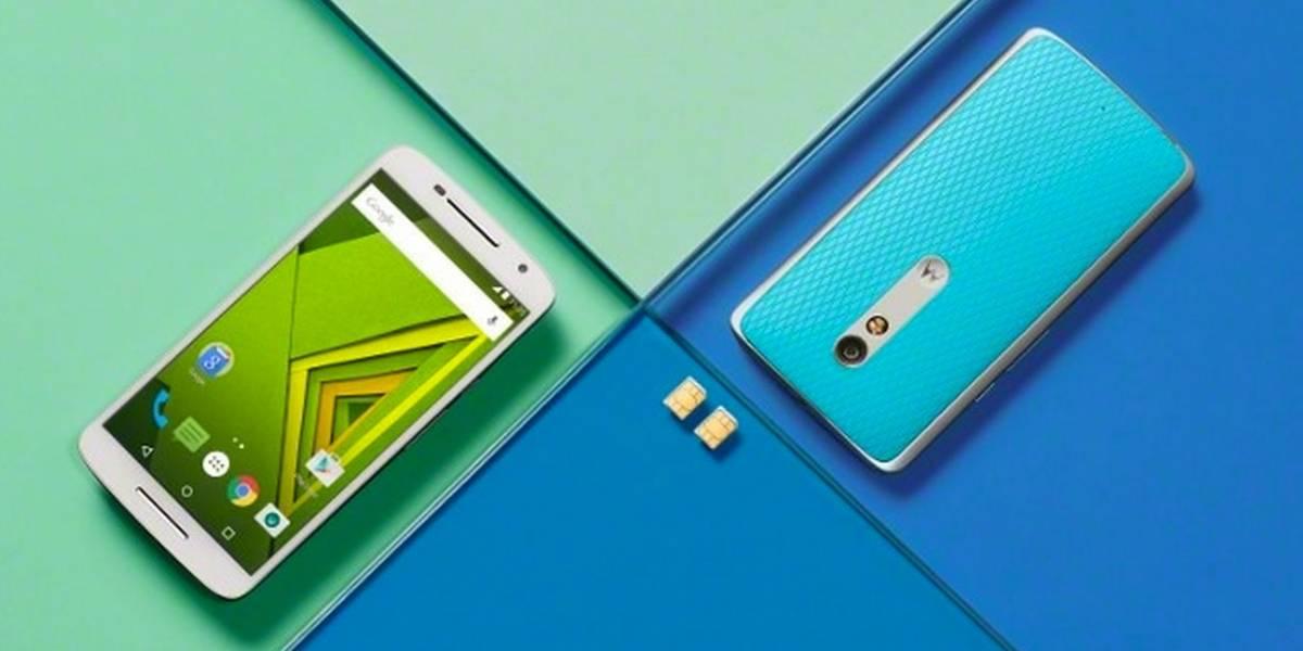 Android Nougat por fin llegará al Moto X Play