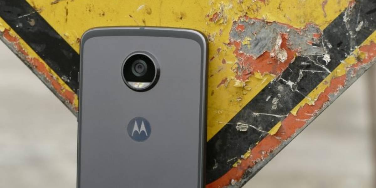 WOM está ofreciendo el Moto Z2 Play a un precio bastante más accesible