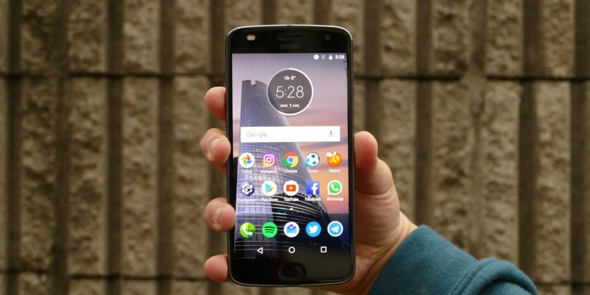 Review Moto Z2 Play [W Labs]