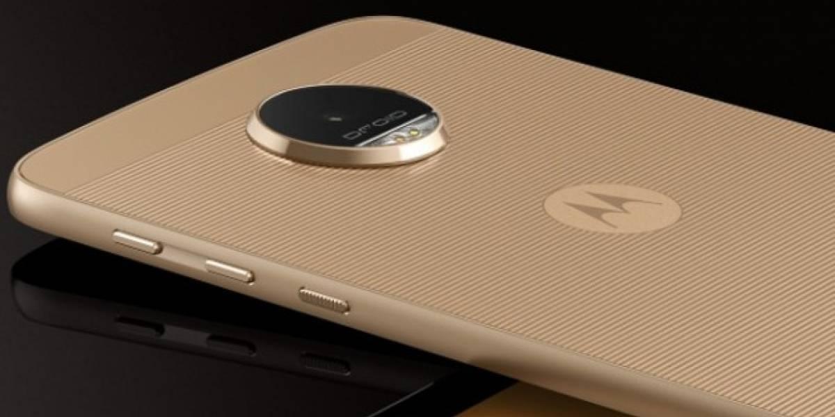 El Moto Z ya ha vendido más de 1 millón de unidades