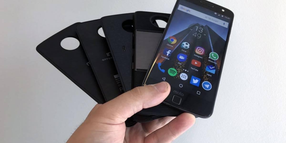 Moto Z fue el mejor teléfono gama alta del 2016 [W aWards]