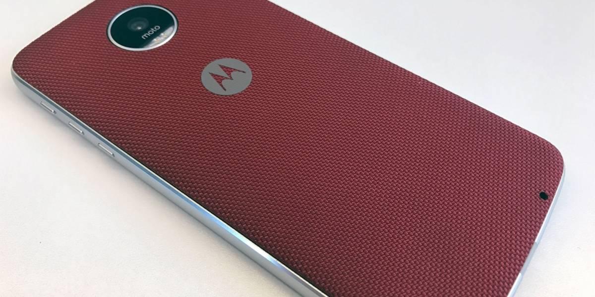 El Moto Z2 Play sacrificaría lo mejor que tenía la primera versión