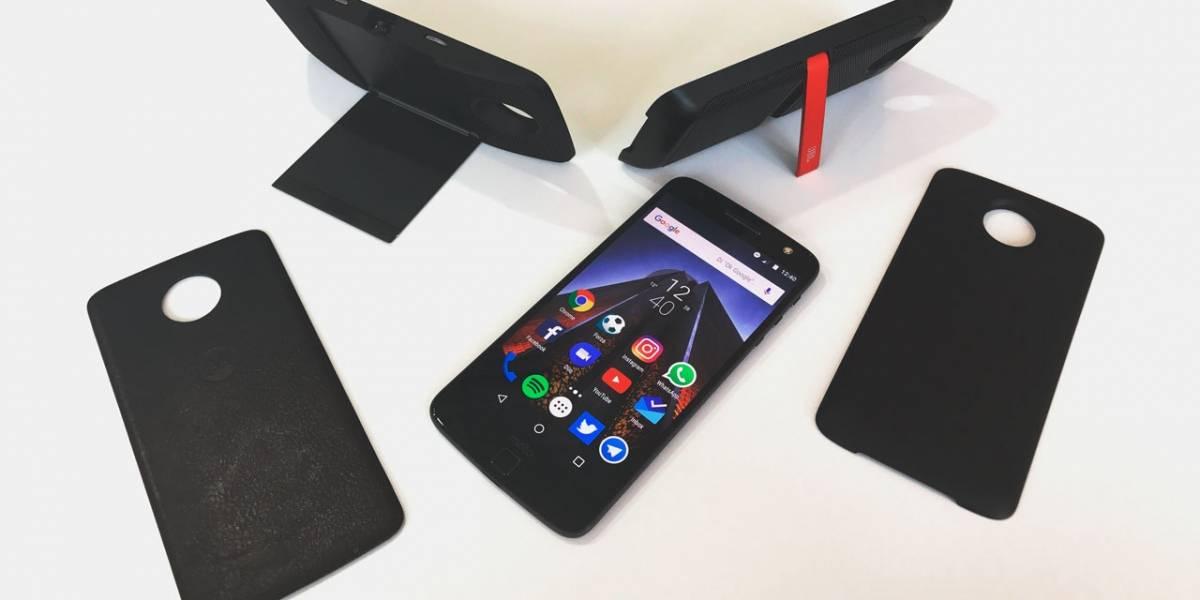 Moto Z fue el teléfono más innovador del 2016 [W aWards]