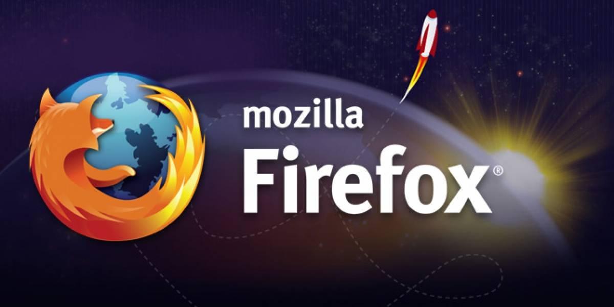 Firefox 10 Beta y Firefox 11 Aurora sueltos en Mozilla