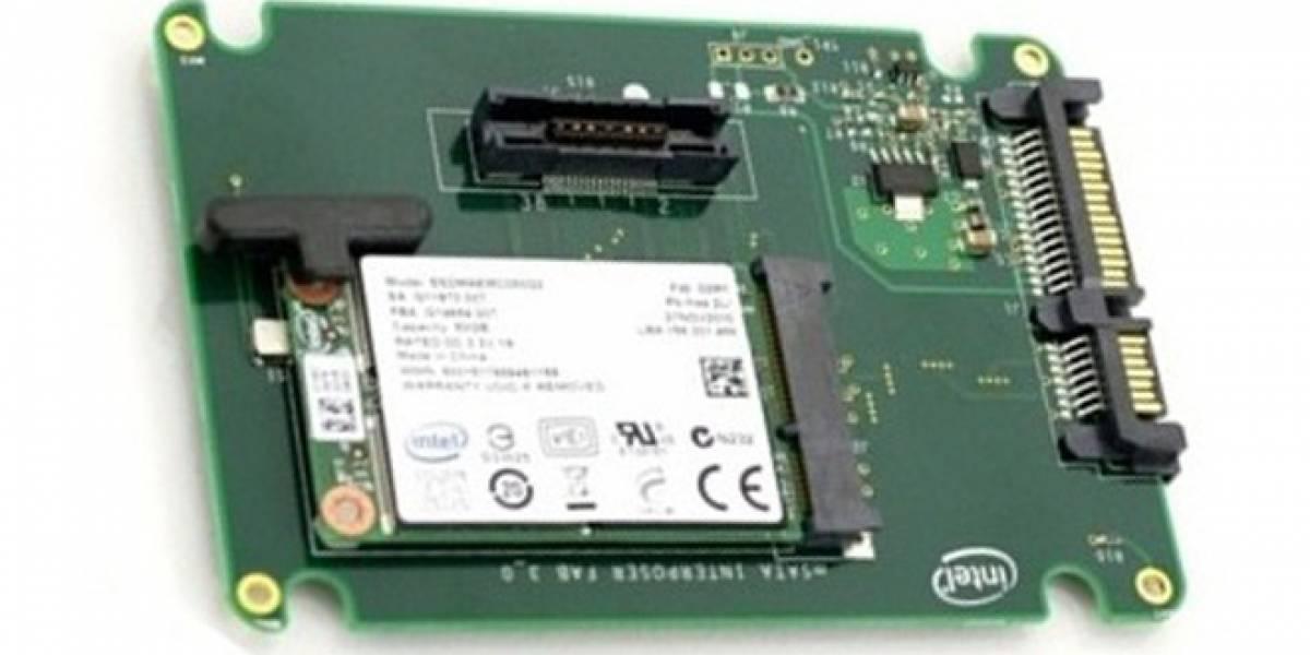 Intel busca crear nuevo estándar para los SSD