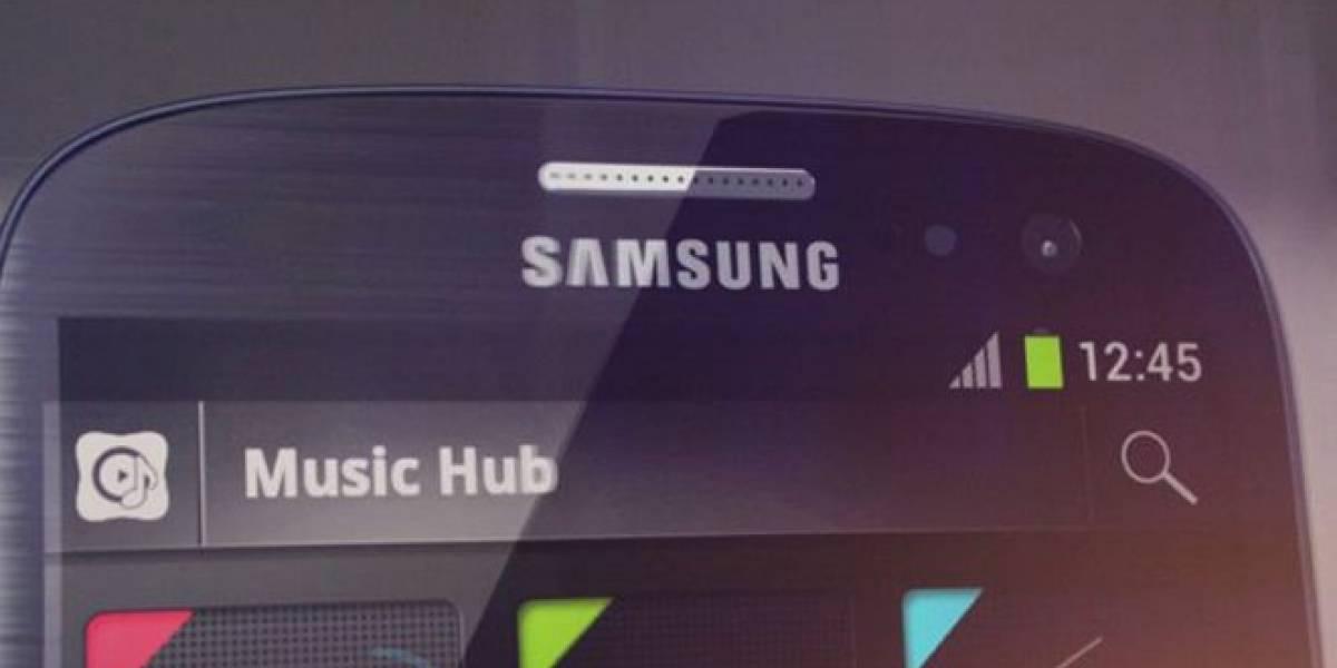 Samsung mejora su servicio Music Hub para el Galaxy S III