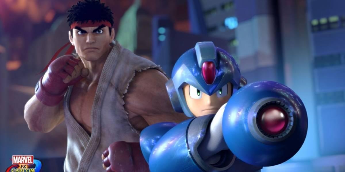 Vean el primer tráiler con jugabilidad de Marvel vs. Capcom: Infinite