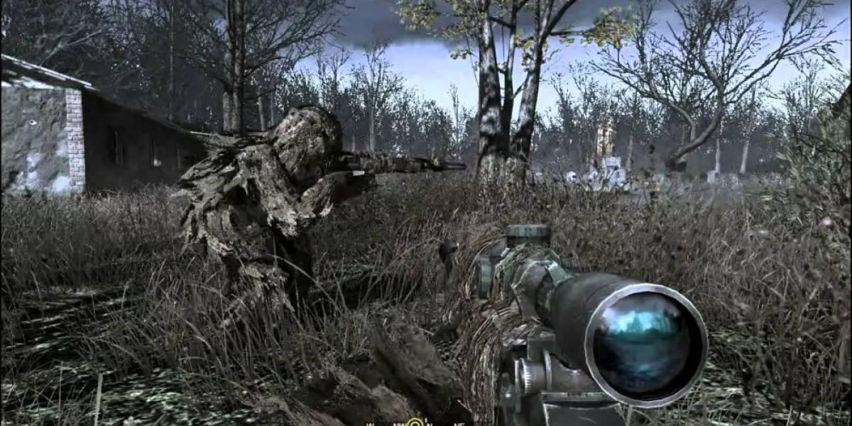 Una lástima: No podrán jugar Modern Warfare sin el disco de Infinite Warfare