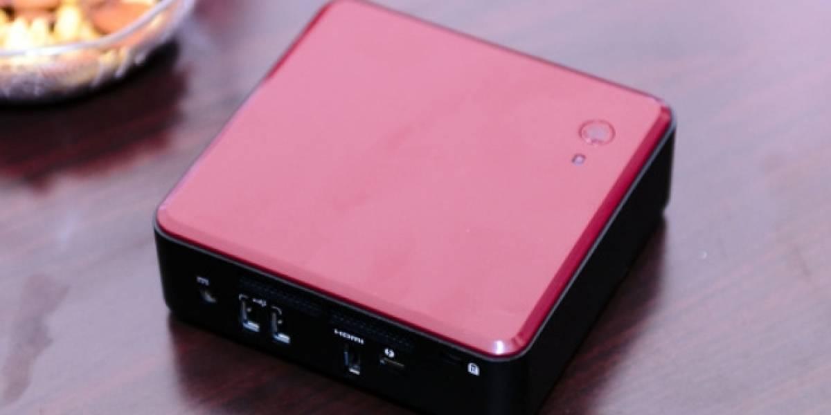 Mini-computadora Intel NUC saldrá a la venta en octubre al público general
