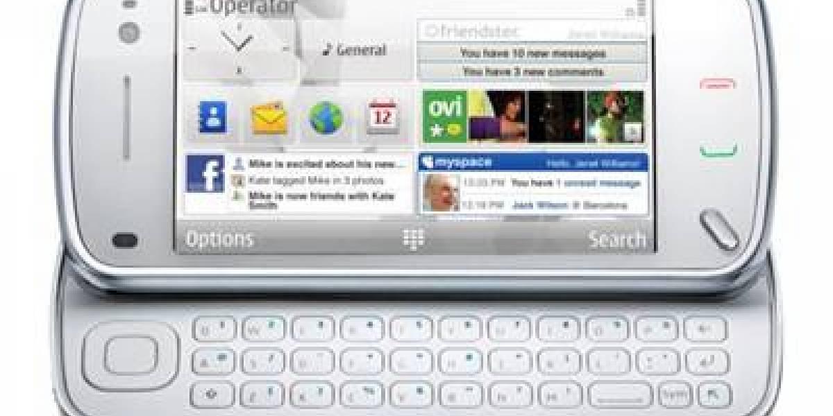 Un mexicano gana competencia de widgets para el Nokia N97