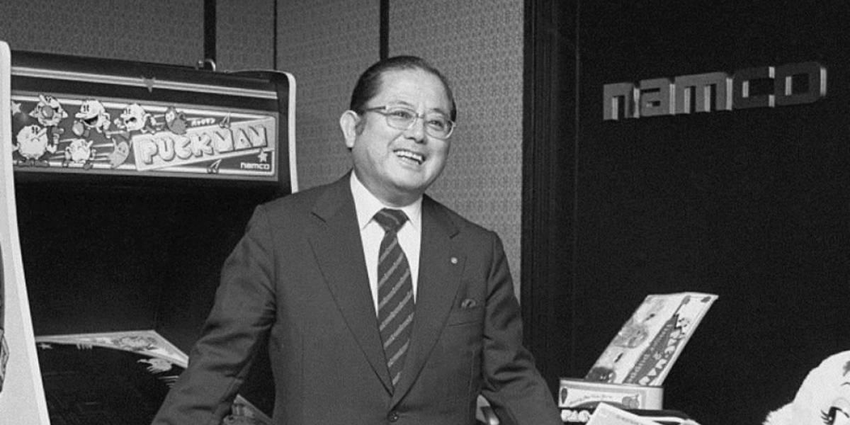 Fallece fundador de Namco a los 91 años