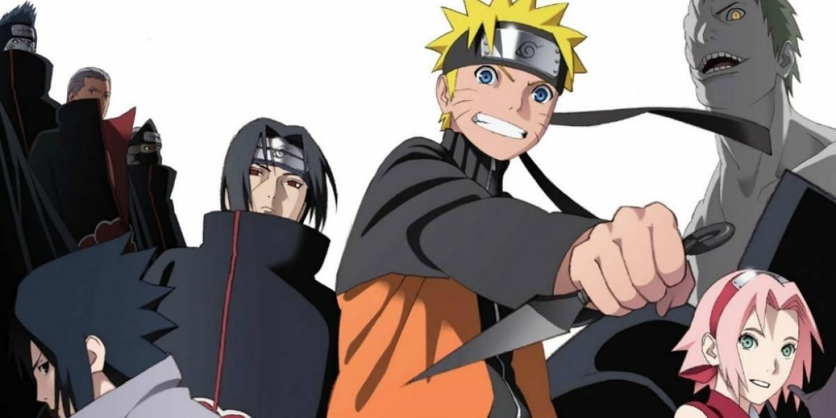Bandai Namco anuncia juego de Naruto para móviles