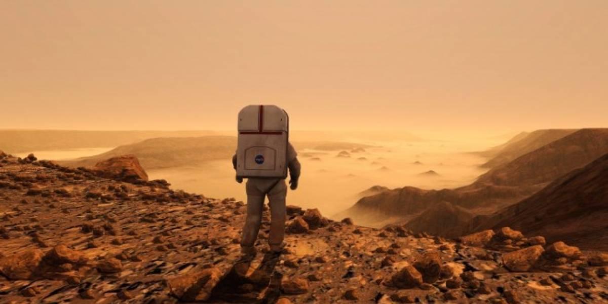 Uwingu lanza promoción navideña para bautizar cráteres de Marte