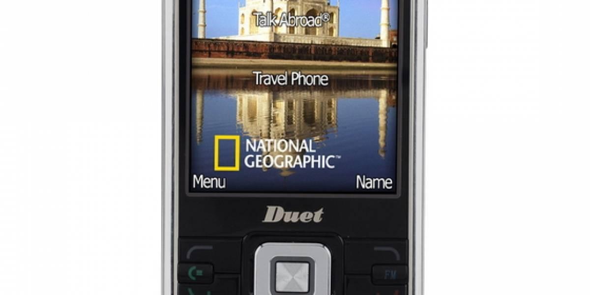National Geographic y su doble SIM para viajeros