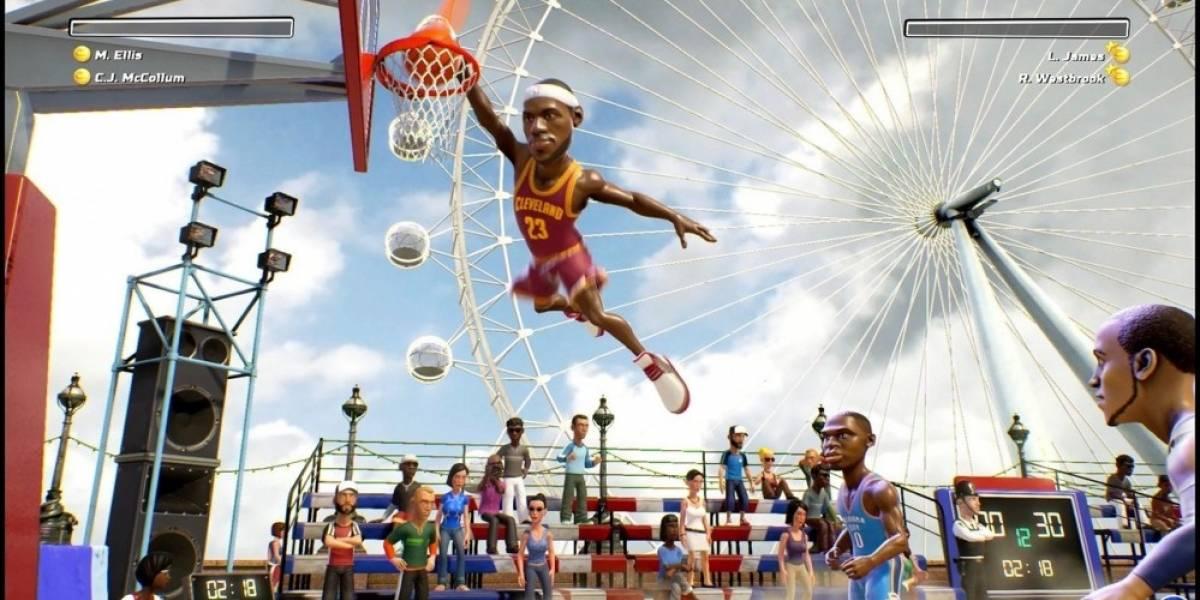 Anuncian NBA Playgrounds para múltiples plataformas
